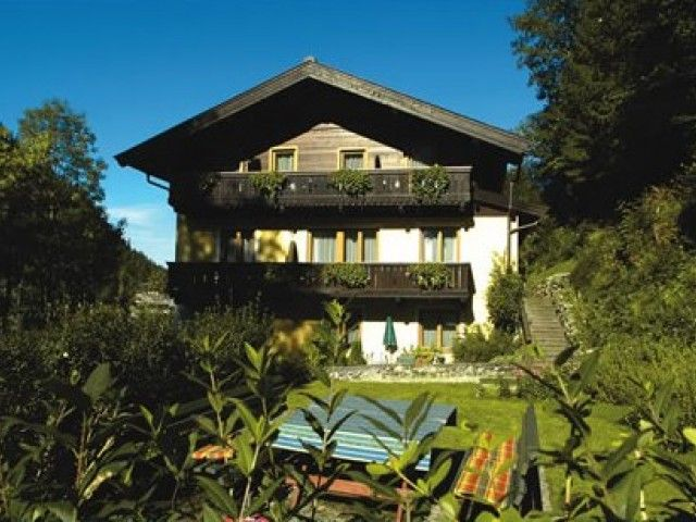 Pension Herta in Lofer im Sommer